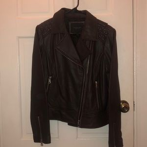 Marc New York by Andrew Marc Leather Jacket